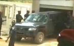 VIDEO| Cheikh Béthio escorté par les gendarmes du GIGN au tribunal de Thies