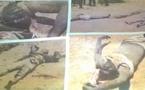 VIDEO| L'exhumation des corps de Bara Sow et Ababacar Diagne par les gendarmes à Madinatou Salam