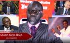 Cheikh Yérim fait de graves révélations… « Macky a un dauphin, il parle avec Idrissa Seck mais aussi avec Karim Wade… Waly Seck goréwoul… »
