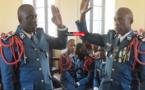 SÉCURITÉ PUBLIQUE : de nouveaux commissaires de la région prêtent serment (vidéo)