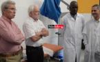 Cancer du larynx : un patient opéré avec succès à l'hôpital de Saint-Louis (vidéo)