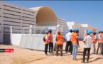 CENTRE DE FORMATION EN HÔTELLERIE ET TOURISME DE SAINT-LOUIS : 90% des travaux exécutés (vidéo)