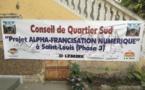 Conseil de quartier du Sud : une salle informatique ouverte aux populations (photos)