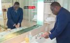 VIDÉO - Prévention du COVID19 : le président Macky SALL donne l'exemple (Wolof)