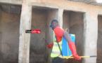 COVID-19 : l'ADL désinfecte les mosquées et daaras de Léona (vidéo)
