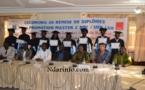Photos| UGB: Cérémonie de Remise de Diplômes du Master RDC
