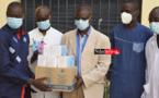 """GUERRE CONTRE LE COVID-19 : """"Humanité & Inclusion"""" livre des """"armes"""" au personnel sanitaire de Saint-Louis (vidéo)"""