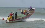Accroché par un filet dormant, un jeune pêcheur saint-louisien disparait dans l'océan