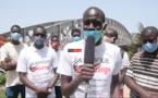 COVID-19 : Y en marre/Saint-Louis déplore le relâchement des populations et le taux « faible » de masques distribués (vidéo)