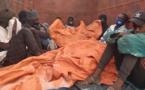 Ce camion transportait clandestinement des passagersà à Mboro (vidéo)