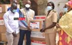 Riposte contre la Covid-19 : Saint-Louis reçoit des lots d'équipements de protection de l'UNFPA (vidéo)