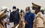 """Moussa BALDÉ en visite dans la vallée : """"Le Sénégal veut produire 80% de ses besoins alimentaires durant le prochain hivernage"""""""