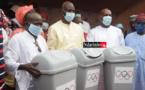 Rendre Saint-Louis propre : l'appui conséquent de Mamadou Diagne NDIAYE (vidéo)