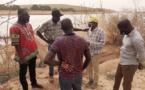PROJET DE NAVIGATION SUR LE FLEUVE SENEGAL : délimitation des domaines portuaires de Saint-Louis à Bakel