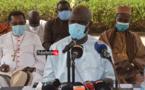 """53 cas communautaires à Saint-Louis : Mansour FAYE alerte sur les """"dangers"""" du """"relâchement""""… (vidéo)"""