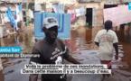 Inondations à Saint-Louis : récit poignant d'un artiste plasticien sur France24 (vidéo)