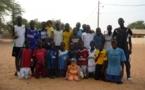 Action sociale-Sport: Le Club de Rao soutenu par des sportifs Guillaumois(France) .