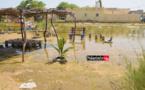 Une partie de Ndébène Gandiol inondée : les populations réclament le plan ORSEC (vidéo)