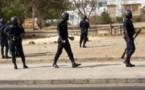 Saint-Louis : La police a réprimé sévèrement les étudiants