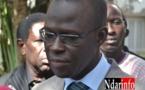 Bamba Dièye sûr de sa victoire en 2014.