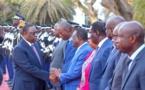 DIRECT - Macky Sall se sépare de ses ministres, secrétaires généraux et de la Présidente du CESE