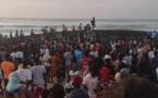 Barca ou Barcakh : Chavirement de clandestins à Goxu Mbacc (vidéo)