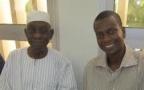 Dr Ousmane Aly Pame, maire de la commune de Guédé-Chantier à la tête du Réseau panafricain des écovillages;