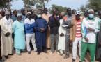 """COLÈRE À GOXU-MBACC : les populations dénoncent """"l'accaparement"""" de leurs terres par la Commune de GANDON (vidéo)"""