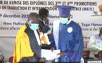 UGB : 15 diplômés du MATIC reçoivent leurs parchemins (vidéo)