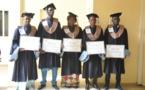 UGB : Cinq doctorants promus au grade de docteur en Sciences de Gestion (photos)