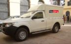 Le PDT remet un véhicule de ramassage de déchets biomédicaux à l'hôpital de Saint-Louis (vidéo)