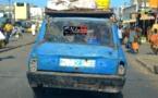 Arrêt sur images: Drôle de véhicule sur le pont Servatius.