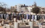 Covid-19: 20 enterrements par jour au cimetière de Yoff