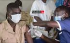 Vaccination contre la Covid : la campagne lancée à Saint-Louis. La première dose administrée à ... (vidéo)