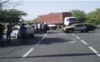 Dernière minute: Les étudiants du SEFS ont bloqué le pont Faidherbe.