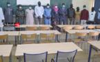 Un alumni de l'UGB équipe une salle de l'UFR SAT (vidéo)