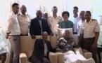 L'Afrique du Sud choquée par l'apparition de Mandela