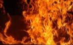 ROSS BETHIO - Une fillette de 3 ans met le feu à la case familiale et consume son frère de 15 mois