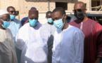 Ousmane Sonko rend visite au Groupe Futurs Médias