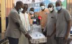 La Fondation 221 au chevet de l'hôpital de Saint-Louis (vidéo)