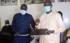 Rse : La SOGEM va reconstruire le poste de santé de l'île Sud (vidéo)