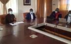 SAED : Le Dg du groupe Sonatel reçu par Aboubacry SOW (Photos)