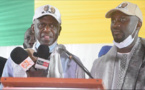 "Ngallèle : Mansour FAYE vante le ""courage"" de Cheikh Ahmadou Bamba FALL (vidéo)"