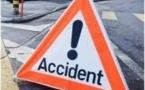 Flash info: Accident entre Richard Toll et Dagana : un mort, un blessé.