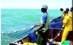 Noudhibou: Un pêcheur mauritanien tué dans une collosion en haute mer entre deux pirogues