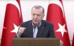 Palestine : Erdogan pour « une leçon ferme et dissuasive à Israël»
