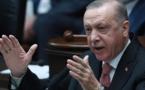 """Gaza : en soutenant Israël, Biden """"écrit l'Histoire avec les mains ensanglantées"""", fustige Erdogan"""
