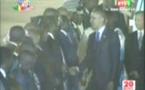 Obama à Youssou Ndour: ''Ma femme et moi sommes fans de vous'' (Vidéo)