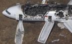 Le crash d'un Boeing à San Francisco a fait 2 morts