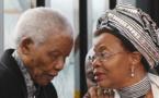 La femme de Mandela épate les Sud-Africains